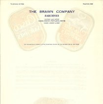 Image of Brawn Co. Casco brand proposition form front