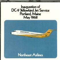Image of Yellowbird Jet Service commemorative tile