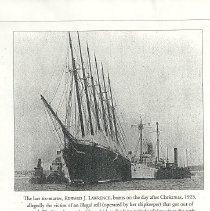Image of Schooner Edward J. Lawrence