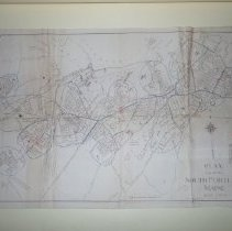 Image of Plan of South Portland 1934
