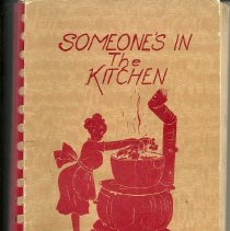 Image of Someone's in the Kitchen cookbook