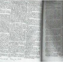 Image of Portland Kerosene article - July 30, 1859