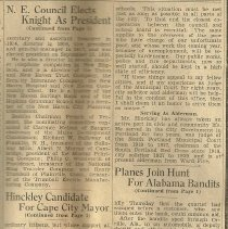 Image of 12/19/1930 news clipping, page 2