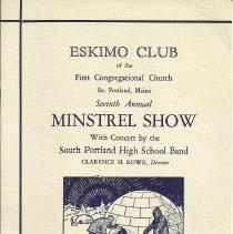 Image of Minstrel Show 1941