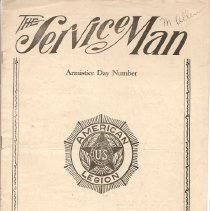 Image of The Service Man Cover No. 35
