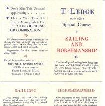 Image of T-Ledge brochure