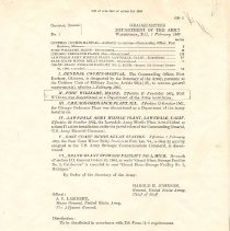 Image of Military Orders