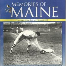 Image of Memories of Maine 2013 magazine
