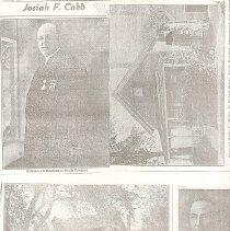 Image of Josiah F. Cobb