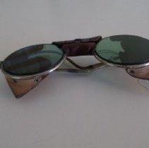 Image of welder's goggles
