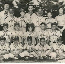 Image of King Cole baseball team