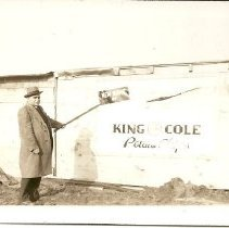 Image of King Cole plant construction, 1947