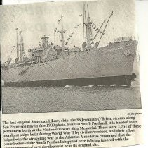 Image of S S Jeremiah O'Brien photo