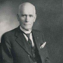 Image of Edward C. Reynolds, 1st mayor of SP