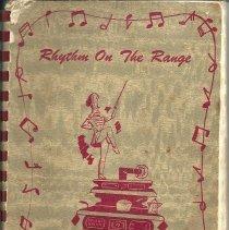 Image of Rhythm on the Range cookbook