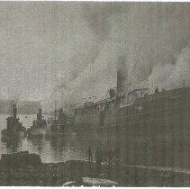 """Image of Steamer """"Manhattan"""""""
