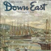 Image of Down East Magazine, September 1969