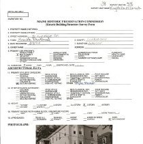 Image of Form Page 1