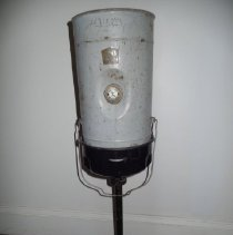 Image of Kerosene tank and stand