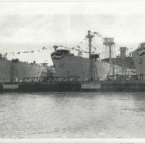 Image of Three 'Liberties' ready for launching