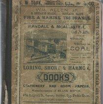 Image of 1894 Portland Directory