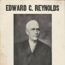 Image of Broadside, Edward C. Reynolds bid for Congress, 1916