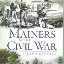Image of Mainers in the Civil War