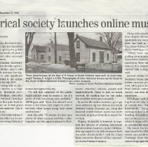 Image of Online Museum article