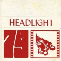 Image of 1979 South Portland High School yearbook - Headlight