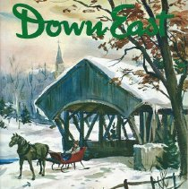 Image of Down East Magazine, January 1970