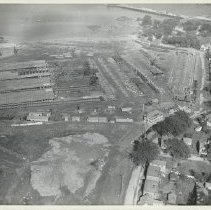 Image of Construction of the ways and buildings, SPSC, 1941