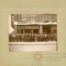 Image of [Prohibition State Convention] - Brooklyn Prohibition collection