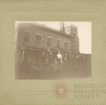 Image of [Group of men] - Brooklyn Prohibition collection