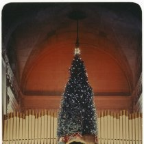 Image of [Holidays view 27] - Williamsburgh Savings Bank Building photographs and architectural drawings