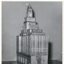Image of [Architectural model] - Williamsburgh Savings Bank Building photographs and architectural drawings
