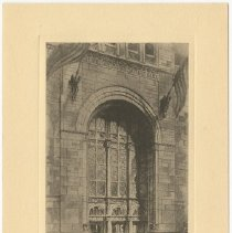 Image of [Drawing 1] - Williamsburgh Savings Bank Building photographs and architectural drawings