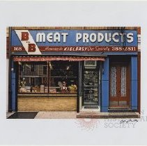 Image of B&B Meat Products - James and Karla Murray Counter Culture exhibition photographs
