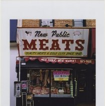 Image of New Public Meats - James and Karla Murray Counter Culture exhibition photographs