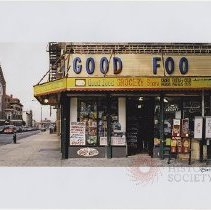 Image of Good Food Grocery Store - James and Karla Murray Counter Culture exhibition photographs