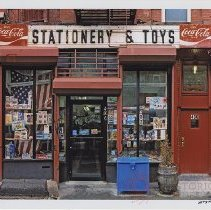 Image of Jimmy's Stationary & Toys - James and Karla Murray Counter Culture exhibition photographs