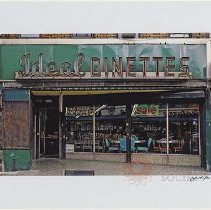 Image of Ideal Dinettes - James and Karla Murray Counter Culture exhibition photographs