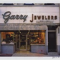 Image of Garry Jewelers - James and Karla Murray Counter Culture exhibition photographs