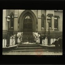 Image of [Packer entrance] - Packer Collegiate Institute records