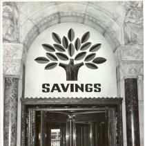 Image of [Exterior Views - early exterior view 20] - Williamsburgh Savings Bank Building photographs and architectural drawings