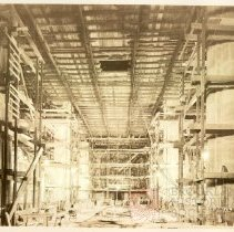 Image of [Construction - lobby view 6] - Williamsburgh Savings Bank Building photographs and architectural drawings