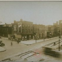 Image of Third Avenue, Pacific Street to Dean Street - Brooklyn oversize 19th century collection