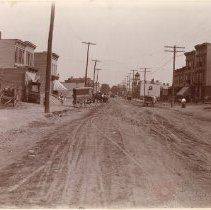Image of 60th Street near 12th Avenue - Brooklyn oversize 19th century collection