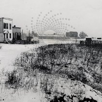 Image of [Ebbetts Field site] - Brooklyn photograph and illustration collection