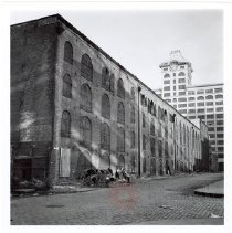 Image of [Empire Stores Warehouse, Dock Street and Water Street, Brooklyn] - Brooklyn photograph and illustration collection