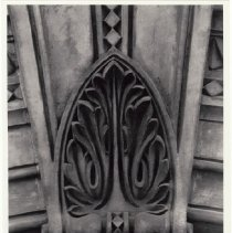 Image of [Architectural Detail, Long Island Historical Society] - Long Island Historical Society photographs